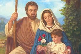 Joseph, Jesus andMary